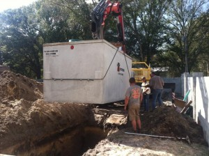 Septic tank pumping and other septic system services