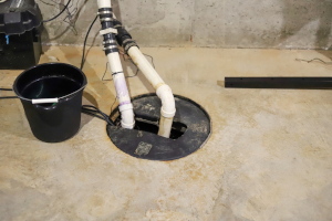 Another sign that you may need sump pump replacement
